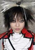 η cosplay ιαπωνική εξάρτηση κοριτσιών θέτει το Τόκιο Στοκ εικόνα με δικαίωμα ελεύθερης χρήσης
