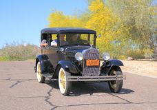 Η Ford, διαμορφώνει το Α (1931) Στοκ Φωτογραφίες