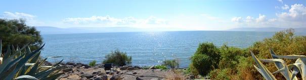 Η Galilean ακτή Στοκ εικόνα με δικαίωμα ελεύθερης χρήσης
