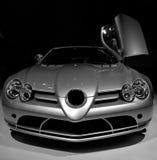 η Mercedes slr Στοκ Εικόνες