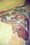 Η mural ιερή τριάδα Στοκ Φωτογραφία
