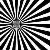 Η Psychedelic σπείρα με τις ακτινωτές ακτίνες, twirl, έστριψε την κωμική επίδραση ελεύθερη απεικόνιση δικαιώματος