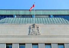 Η Royal Bank του Καναδά Στοκ Εικόνες