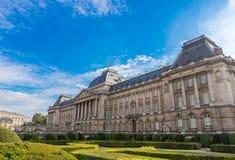 Η Royal Palace των Βρυξελλών Στοκ εικόνες με δικαίωμα ελεύθερης χρήσης