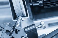Η sharpener εργαλείων διατρήσεων μηχανή Στοκ εικόνα με δικαίωμα ελεύθερης χρήσης