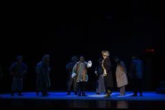 Η â€œTaking τίγρη Montain οπερών αποφασίζω-Πεκίνο ληστών κύρια από Strategy† Στοκ Φωτογραφία