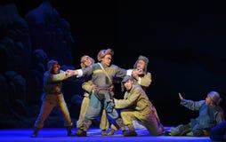 Η â€œTaking τίγρη Montain οπερών λεηλατώ-Πεκίνου ληστών από Strategy† Στοκ Φωτογραφία