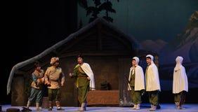 Η â€œTaking τίγρη Montain οπερών ομάδα-Πεκίνου στρατού απελευθέρωσης των ανθρώπων από Strategy† Στοκ Φωτογραφία