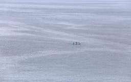 Θάλασσας στη βόρεια ακτή της Μαγιόρκα ευρέως στοκ εικόνες με δικαίωμα ελεύθερης χρήσης