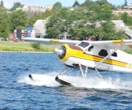 θάλασσα αεροπλάνων Στοκ Εικόνα