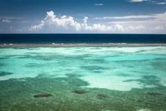 θάλασσα ακτών Στοκ Φωτογραφίες