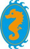 θάλασσα αλόγων Στοκ Εικόνα