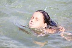 θάλασσα ανάδυσης παιδιών στοκ φωτογραφίες με δικαίωμα ελεύθερης χρήσης