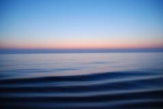 θάλασσα ανασκόπησης Στοκ Εικόνα