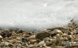 θάλασσα αφρού Στοκ φωτογραφία με δικαίωμα ελεύθερης χρήσης