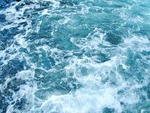 θάλασσα αφρού Στοκ εικόνα με δικαίωμα ελεύθερης χρήσης