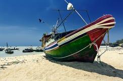 θάλασσα βαρκών στοκ φωτογραφία με δικαίωμα ελεύθερης χρήσης