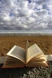 θάλασσα βιβλίων Στοκ Εικόνες