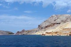 θάλασσα βράχου Στοκ φωτογραφίες με δικαίωμα ελεύθερης χρήσης
