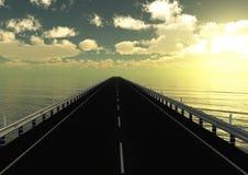 θάλασσα γεφυρών απεικόνιση αποθεμάτων