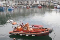 θάλασσα διάσωσης βαρκών Στοκ φωτογραφία με δικαίωμα ελεύθερης χρήσης