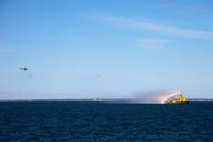 θάλασσα διάσωσης Στοκ φωτογραφία με δικαίωμα ελεύθερης χρήσης