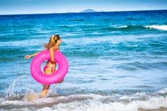 θάλασσα διασκέδασης Στοκ εικόνα με δικαίωμα ελεύθερης χρήσης