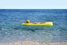θάλασσα διασκέδασης Στοκ Εικόνες