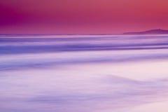 θάλασσα εντυπώσεων Στοκ εικόνες με δικαίωμα ελεύθερης χρήσης