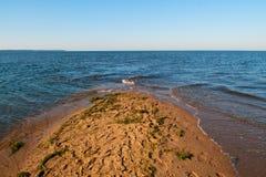 θάλασσα εδάφους Στοκ φωτογραφίες με δικαίωμα ελεύθερης χρήσης