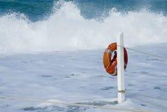 θάλασσα ζωής σημαντήρων Στοκ Εικόνα