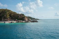 Θάλασσα και νησιά στοκ φωτογραφία με δικαίωμα ελεύθερης χρήσης