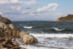 Θάλασσα και ωκεανός Στοκ εικόνα με δικαίωμα ελεύθερης χρήσης