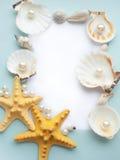 θάλασσα κρητιδογραφιών π& Στοκ φωτογραφίες με δικαίωμα ελεύθερης χρήσης