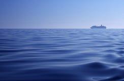 θάλασσα κρουαζιέρας στοκ εικόνες
