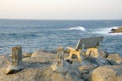 θάλασσα πάγκων Στοκ φωτογραφία με δικαίωμα ελεύθερης χρήσης