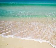 θάλασσα παραλιών Στοκ Εικόνα