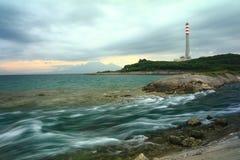 θάλασσα ποταμών στοκ φωτογραφία με δικαίωμα ελεύθερης χρήσης