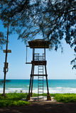 Θάλασσα πύργων σε Rayong, Ταϊλάνδη Στοκ εικόνα με δικαίωμα ελεύθερης χρήσης