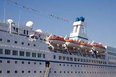 θάλασσα σκαφών της γραμμή&sigma Στοκ Εικόνες