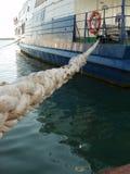 θάλασσα σχοινιών Στοκ εικόνα με δικαίωμα ελεύθερης χρήσης
