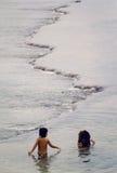 θάλασσα τεράτων Στοκ Φωτογραφία