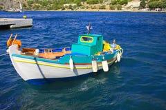 θάλασσα της Ελλάδας βα&rh Στοκ εικόνες με δικαίωμα ελεύθερης χρήσης