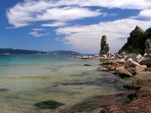 θάλασσα της Ιαπωνίας Στοκ εικόνα με δικαίωμα ελεύθερης χρήσης