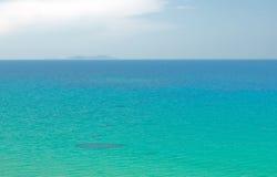 θάλασσα τοπίων στοκ εικόνα με δικαίωμα ελεύθερης χρήσης
