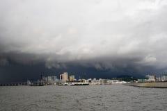 θάλασσα του Μακάου Στοκ Φωτογραφίες