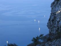 θάλασσα του Παλέρμου Στοκ φωτογραφίες με δικαίωμα ελεύθερης χρήσης