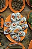 θάλασσα τροφίμων Στοκ φωτογραφίες με δικαίωμα ελεύθερης χρήσης