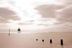 θάλασσα φάρων στοκ εικόνες