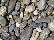 θάλασσα χαλικιών Στοκ εικόνες με δικαίωμα ελεύθερης χρήσης